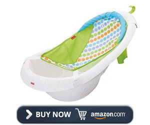 Fisher-Price baby bathtub