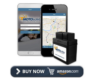 MOTO safety OBD GPS tracker