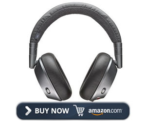 Plantronics BackBeat headphones