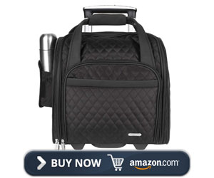 Travelon Wheeled Back-Up Bag