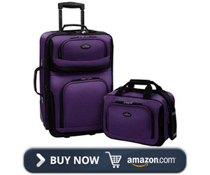 U S Traveler Rio roller Luggages