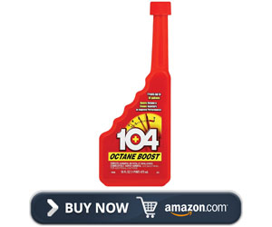 104+ octane booster