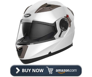 Motorcycle Modular Full Face Helmet